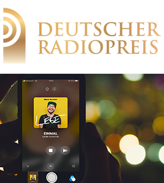 "Deutscher Radiopreis: Der SWOP ist nominiert in Kategorie ""Beste Innovation"""