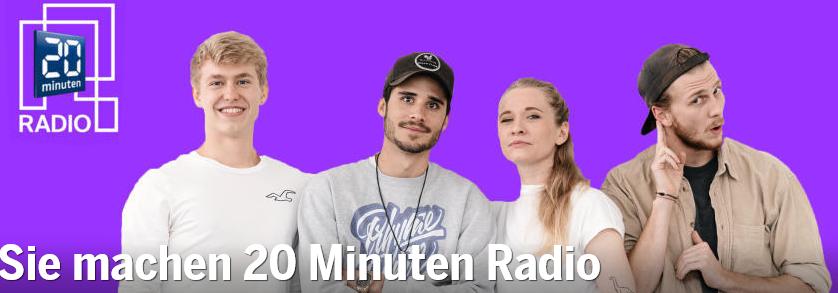 DABiS800 bei 20min Radio